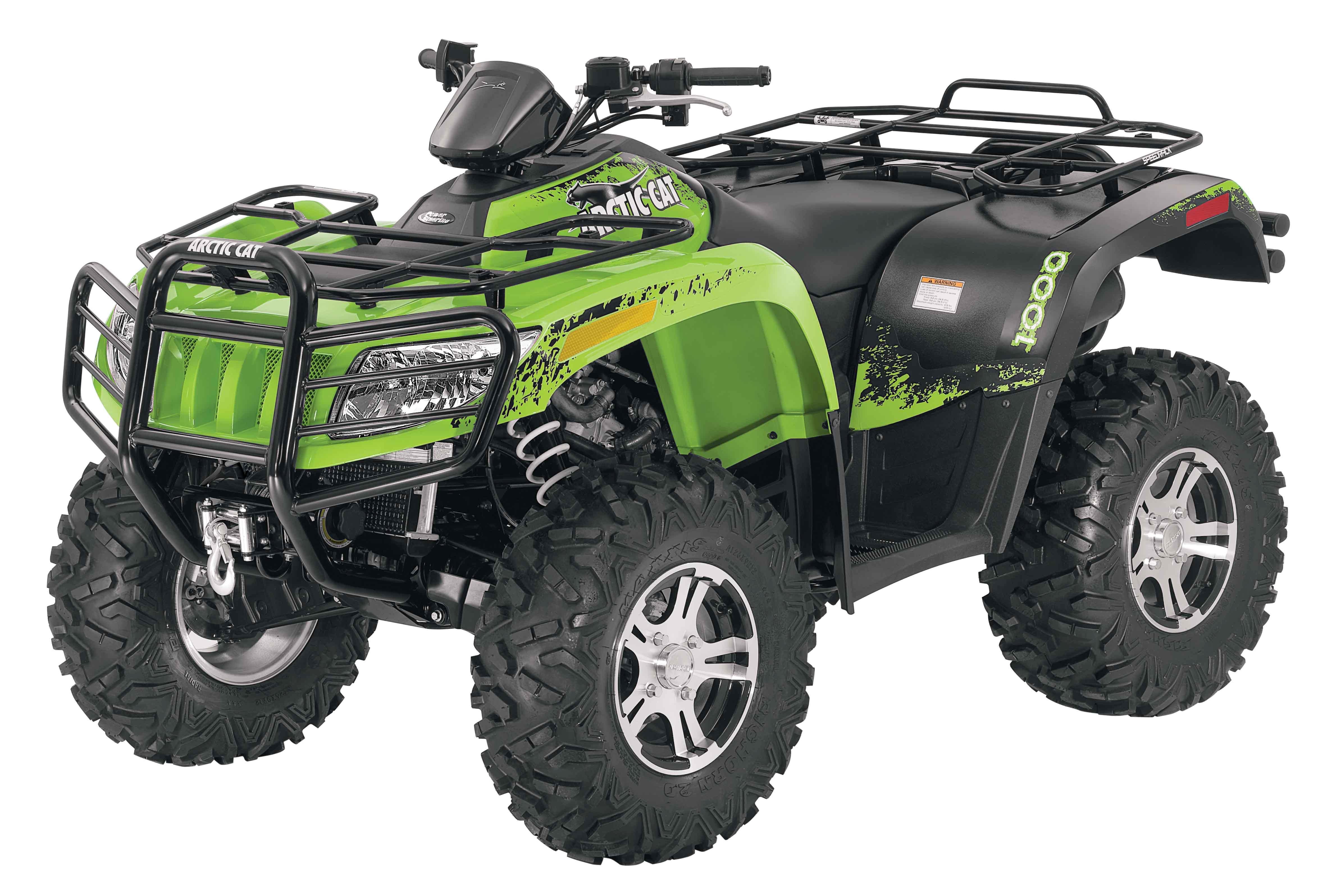 Arctic cat 450 photo - 3