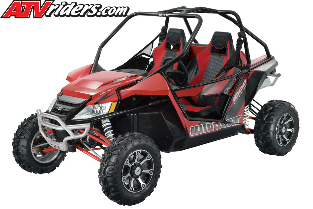 Arctic cat 450 photo - 4