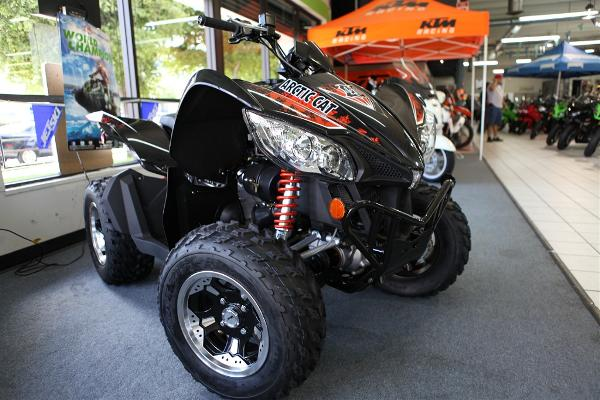 Arctic cat 450i photo - 4