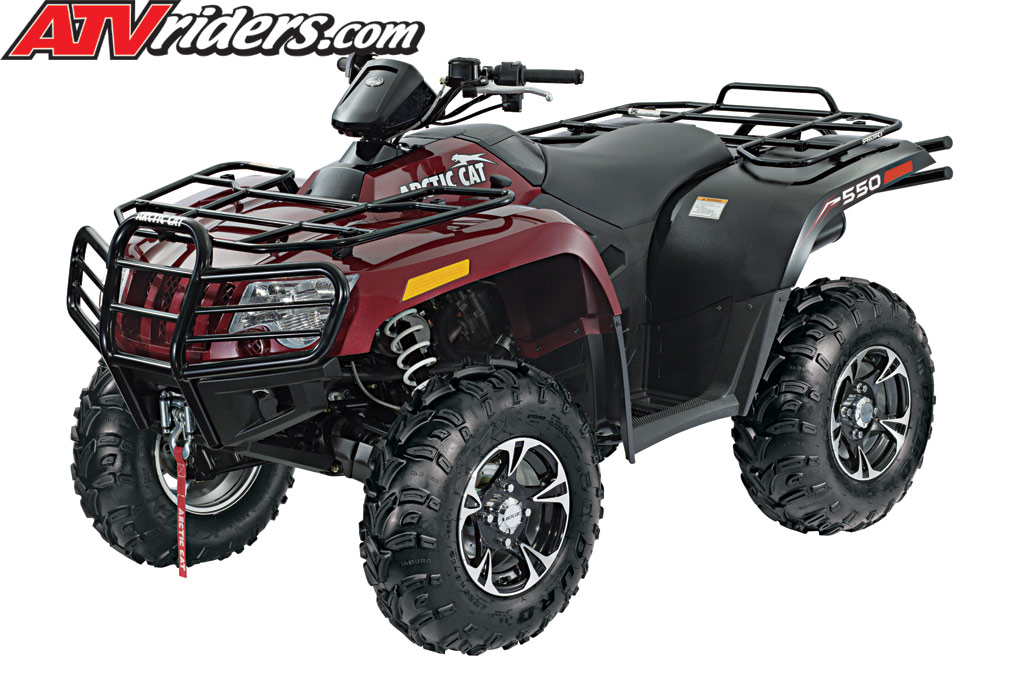 Arctic cat 550 photo - 3