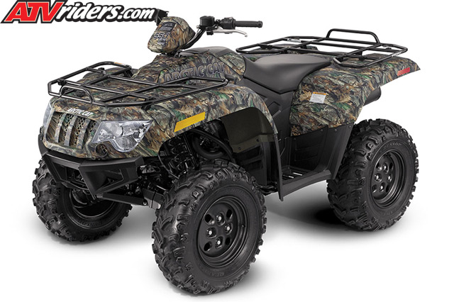 Arctic cat 550 photo - 4