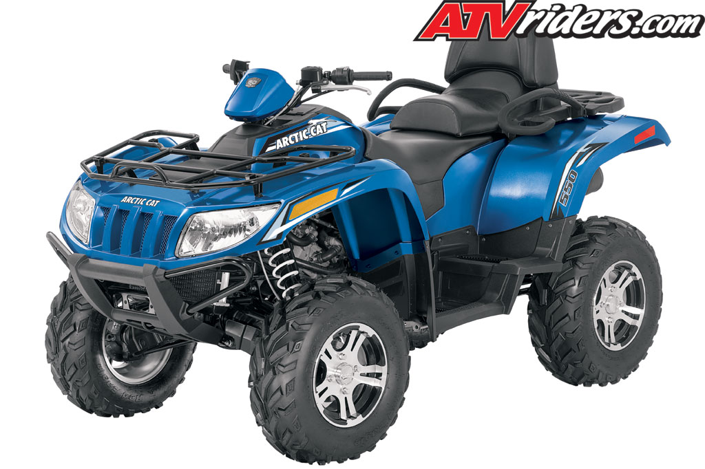 Arctic cat 550i photo - 1