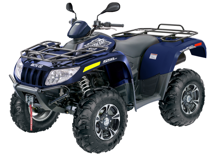 Arctic cat 550i photo - 3