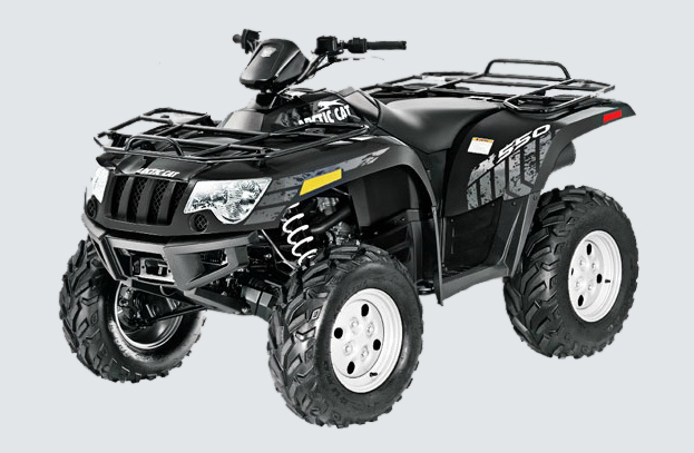 Arctic cat 550i photo - 4