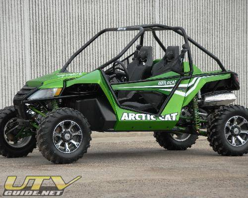 Arctic cat 700 photo - 1