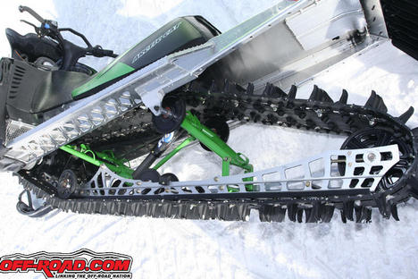 Arctic cat 700 photo - 2