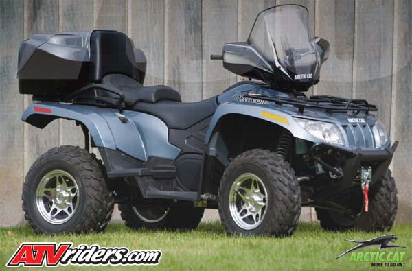 Arctic cat 700i photo - 3