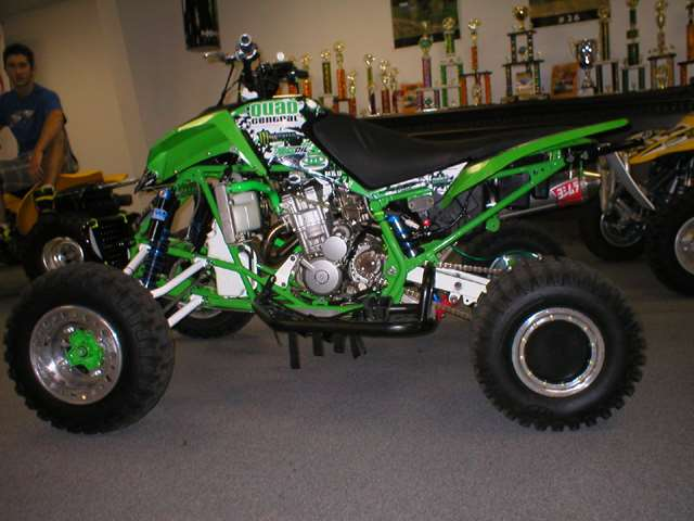Arctic cat dvx photo - 1