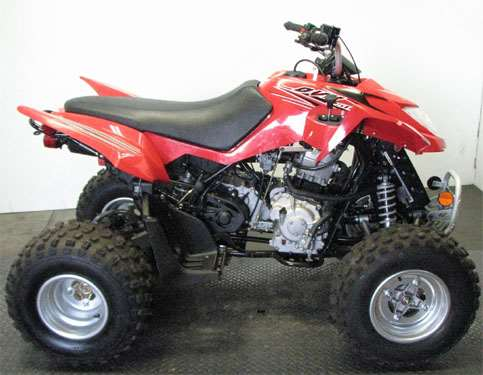 Arctic cat dvx photo - 2