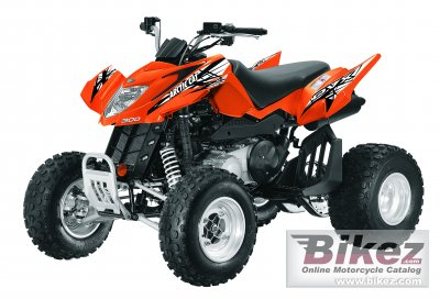 Arctic cat dvx photo - 3