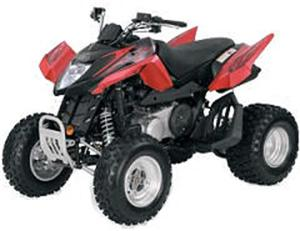 Arctic cat dvx photo - 4