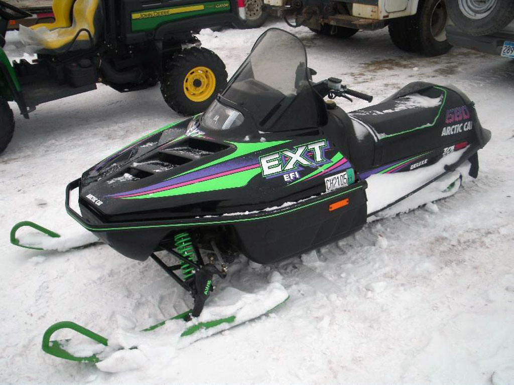 Arctic cat ext photo - 1