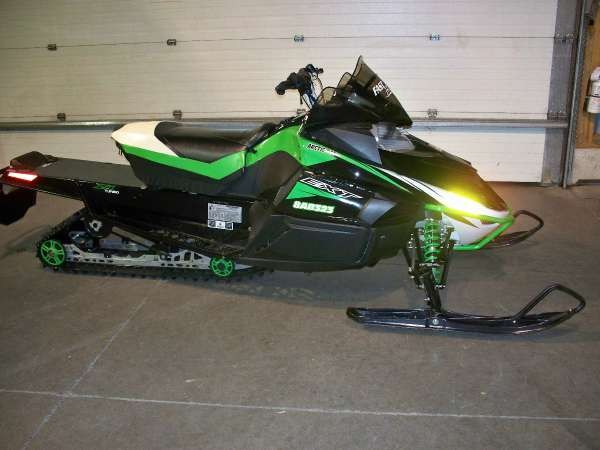 Arctic cat ext photo - 4