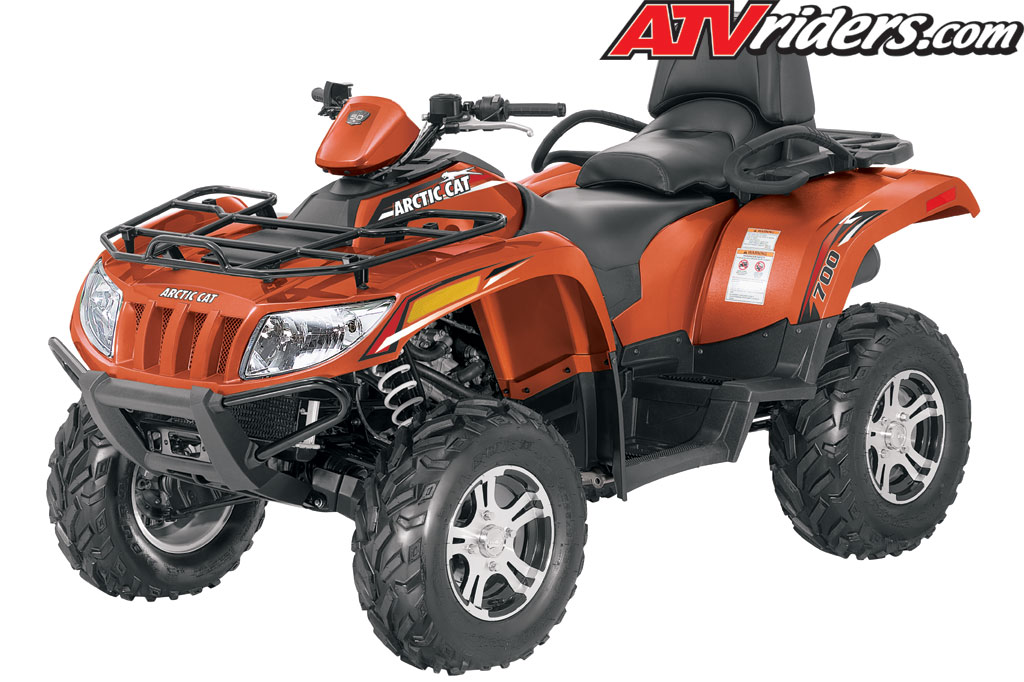 Arctic cat trv photo - 1