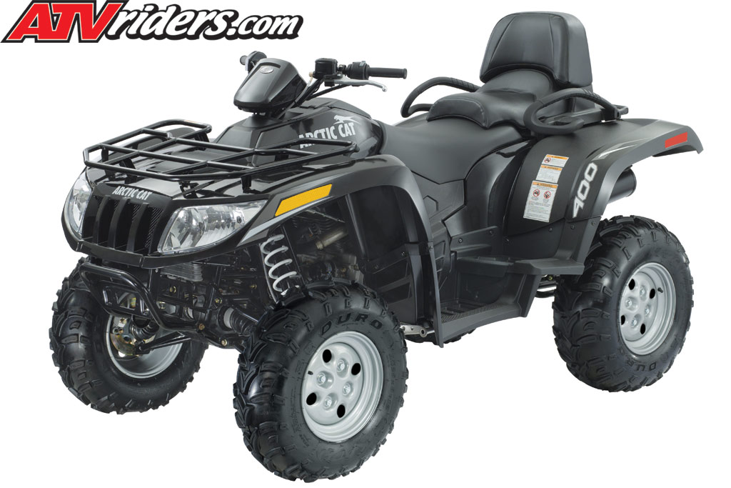 Arctic cat trv photo - 4