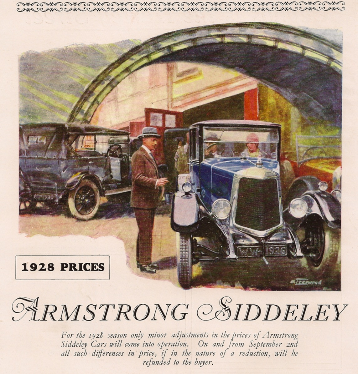 Armstrong siddeley photo - 4