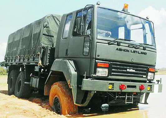 Ashok leyland stallion photo - 1