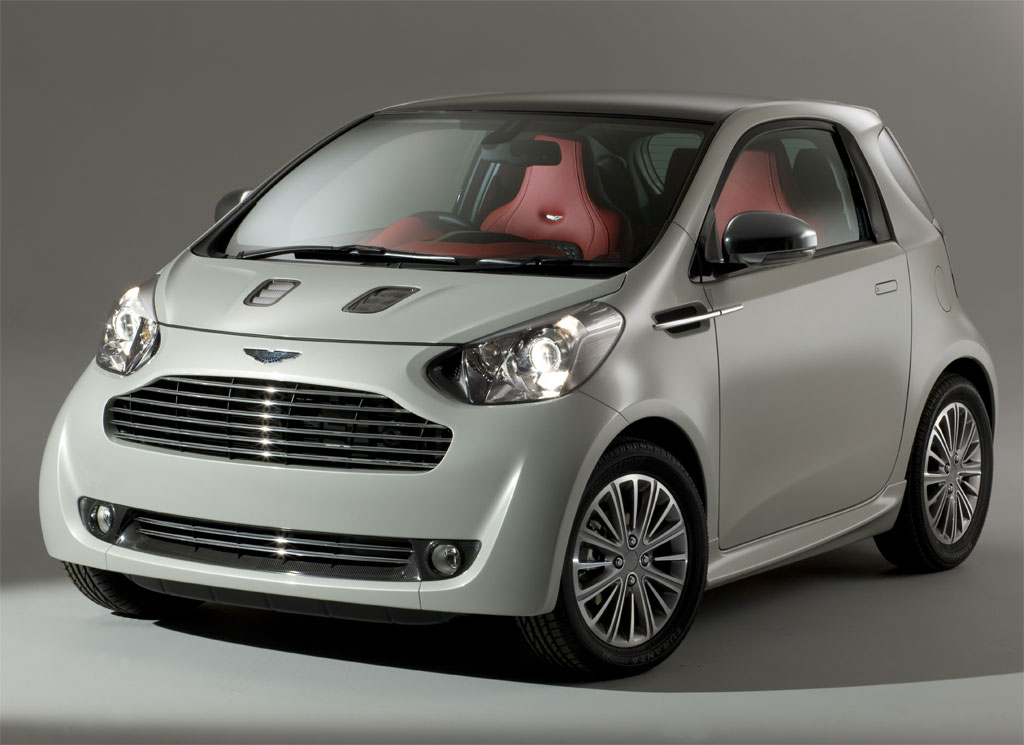Aston martin cygnet photo - 2