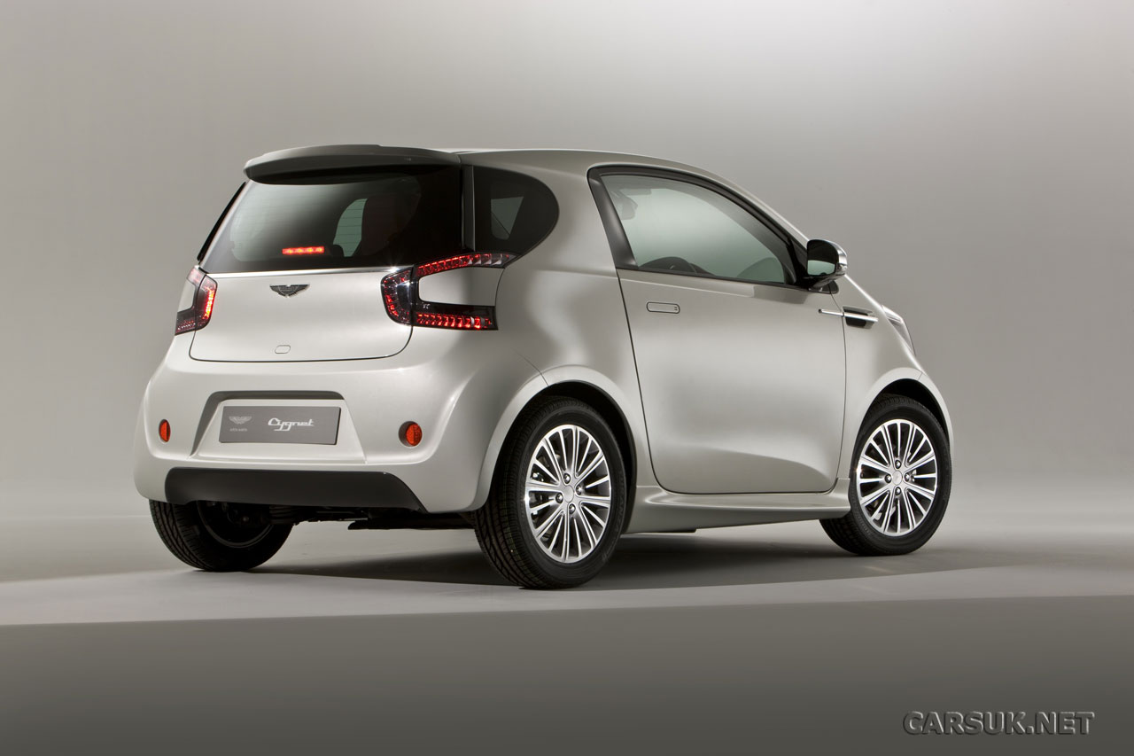 Aston martin cygnet photo - 3
