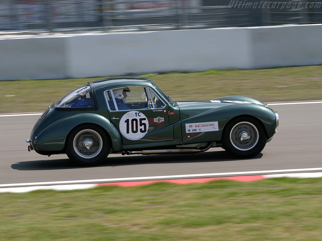 Aston martin db3 photo - 1