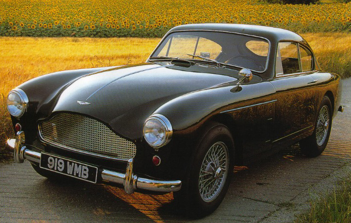 Aston martin db3 photo - 2