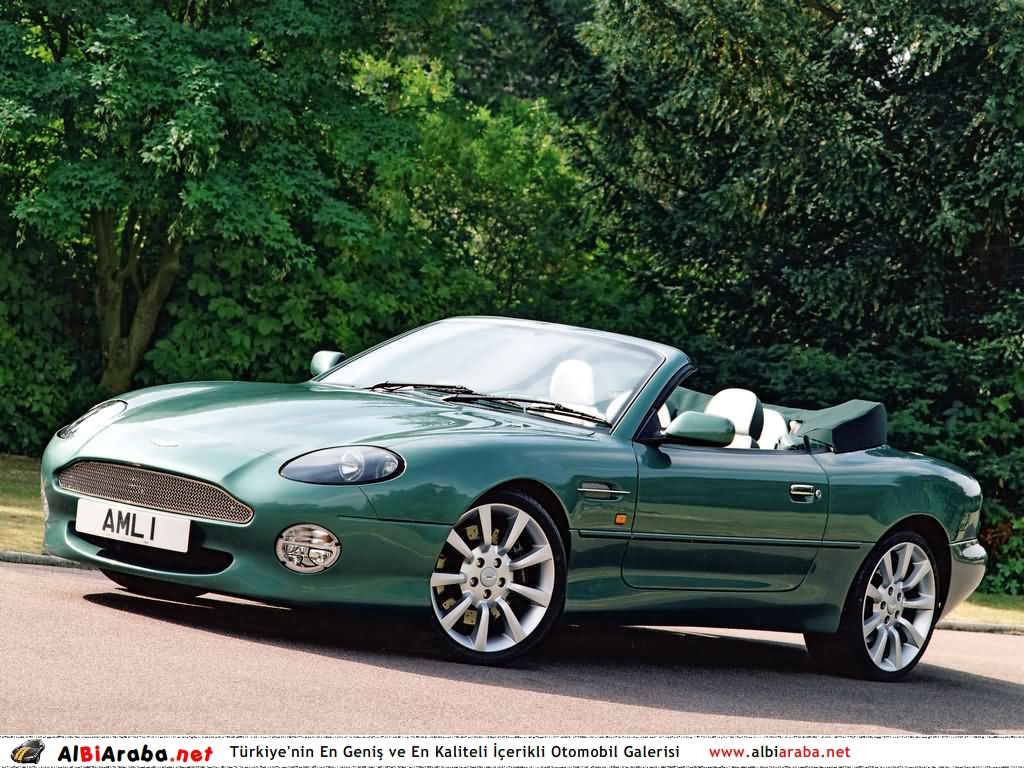 Aston martin db7 photo - 4