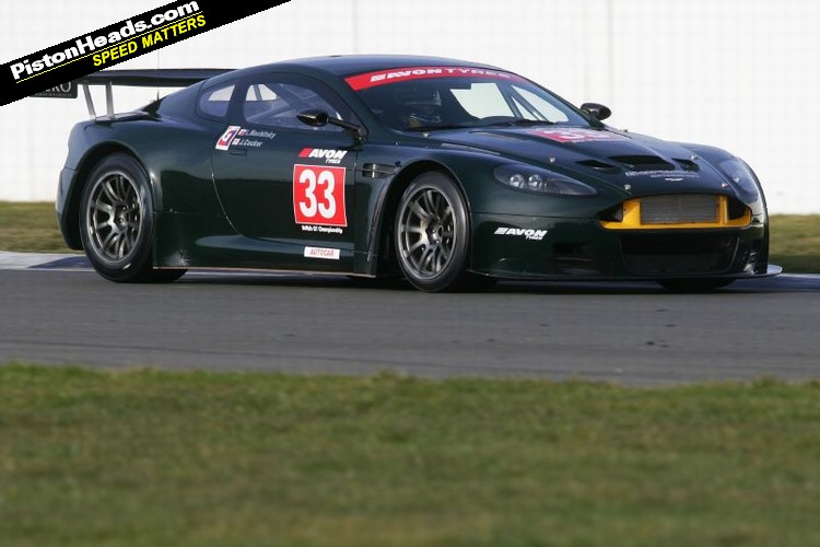 Aston martin dbr photo - 1