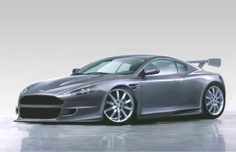 Aston martin dbr photo - 2