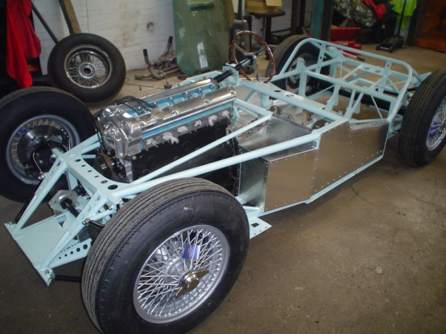 Aston martin dbr2 photo - 1