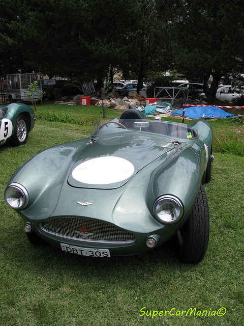 Aston martin dbr3 photo - 1