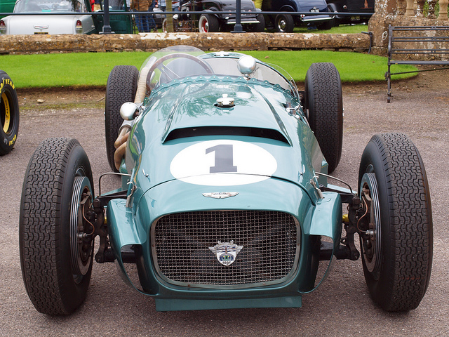 Aston martin dbr3 photo - 2