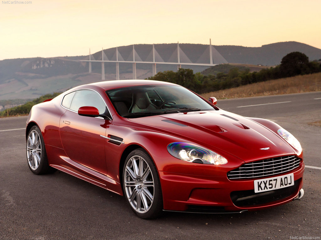 Aston martin dbs photo - 3