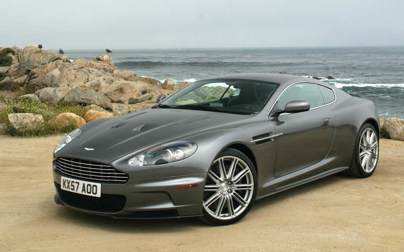 Aston martin dbs photo - 4