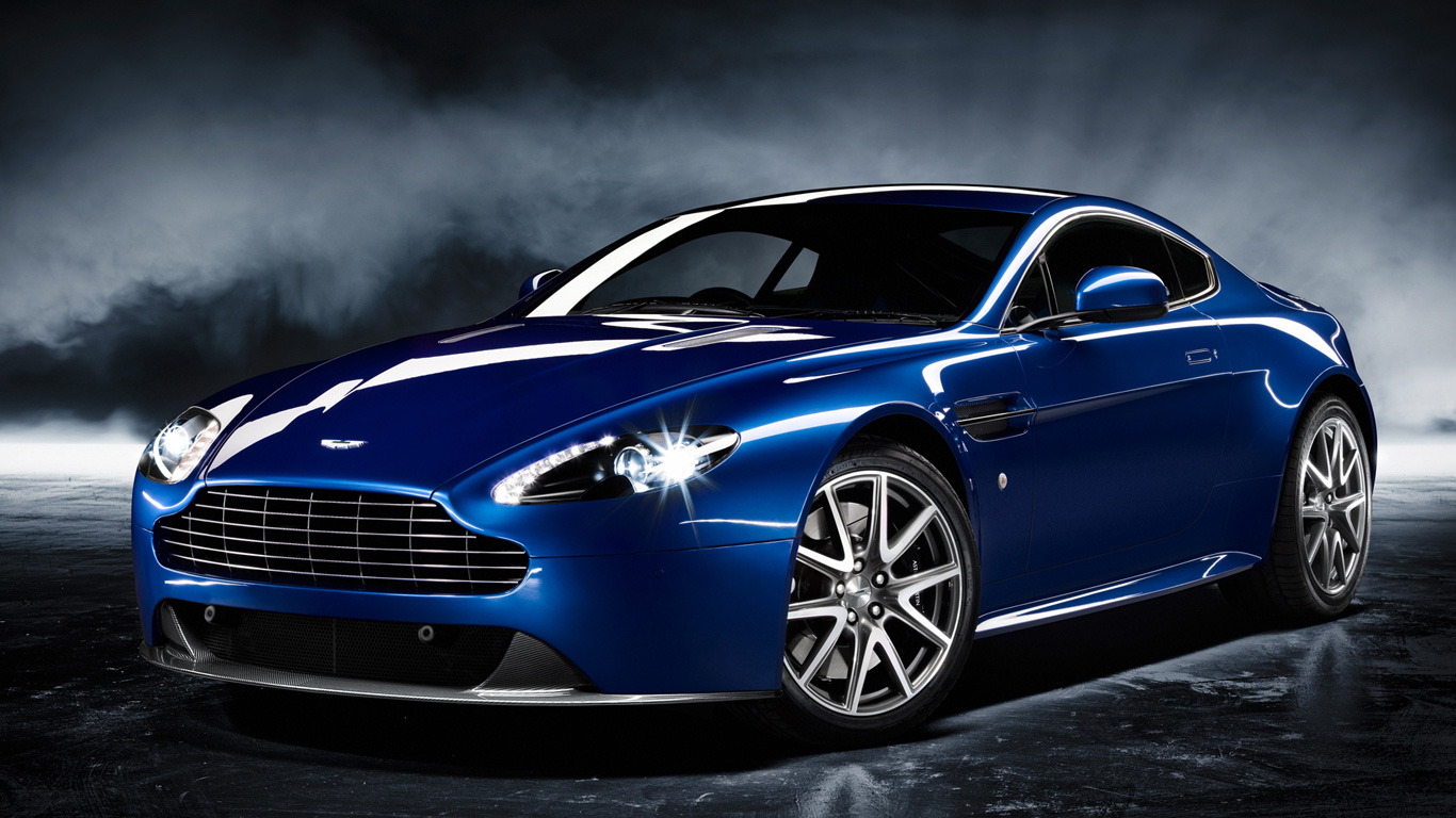 Aston martin mk photo - 1