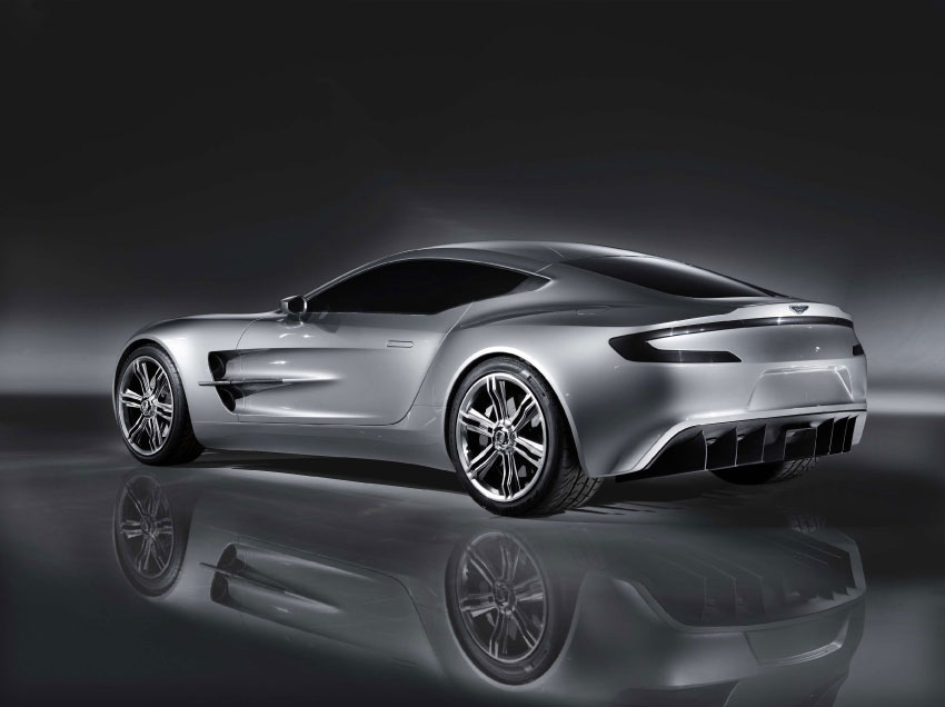 Aston martin one-77 photo - 3