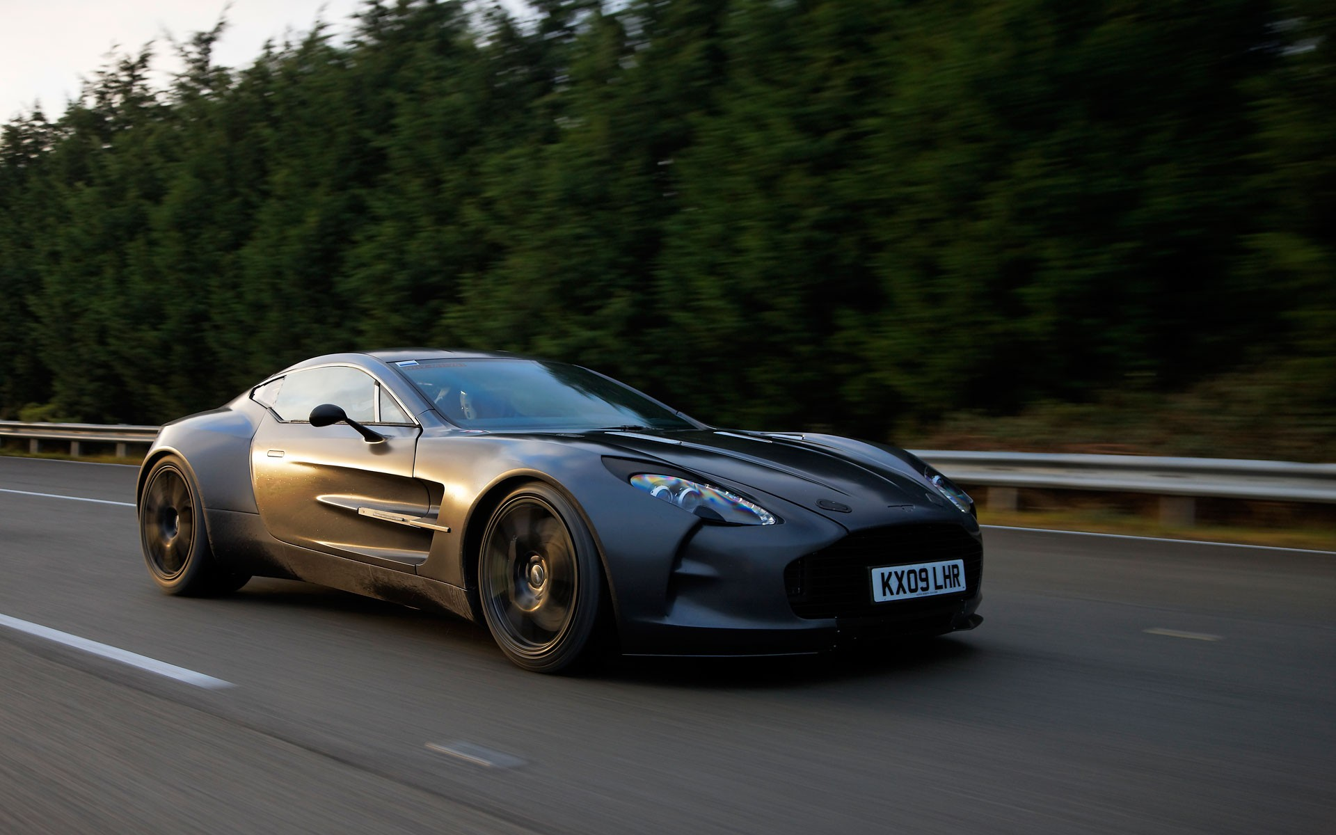 Aston martin project photo - 3