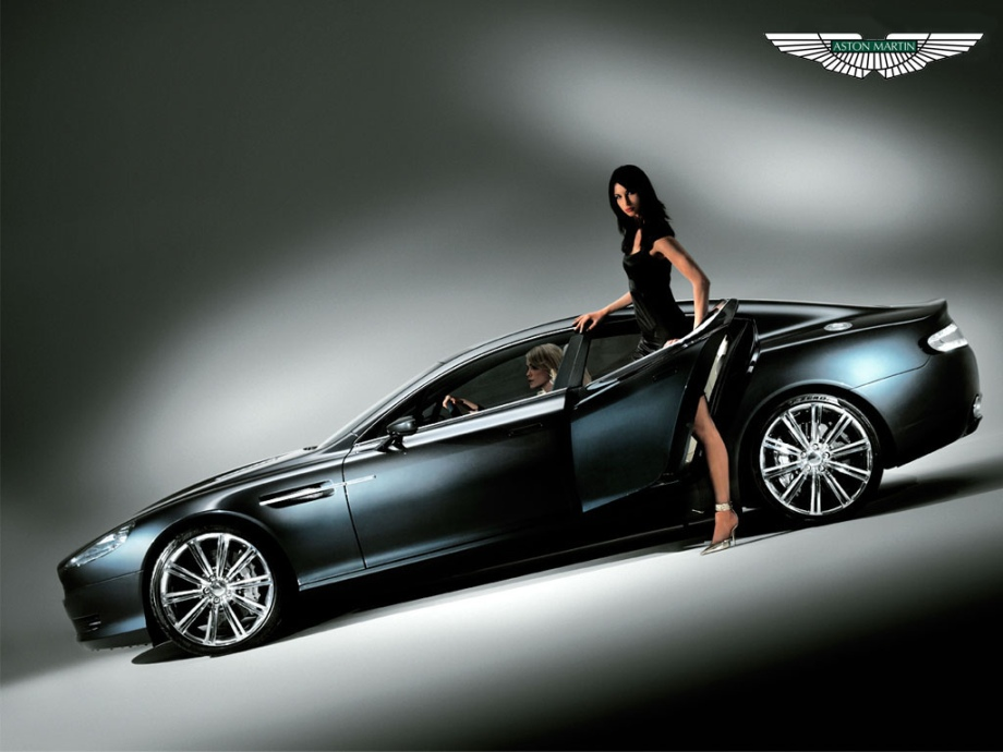 Aston martin rapide photo - 4