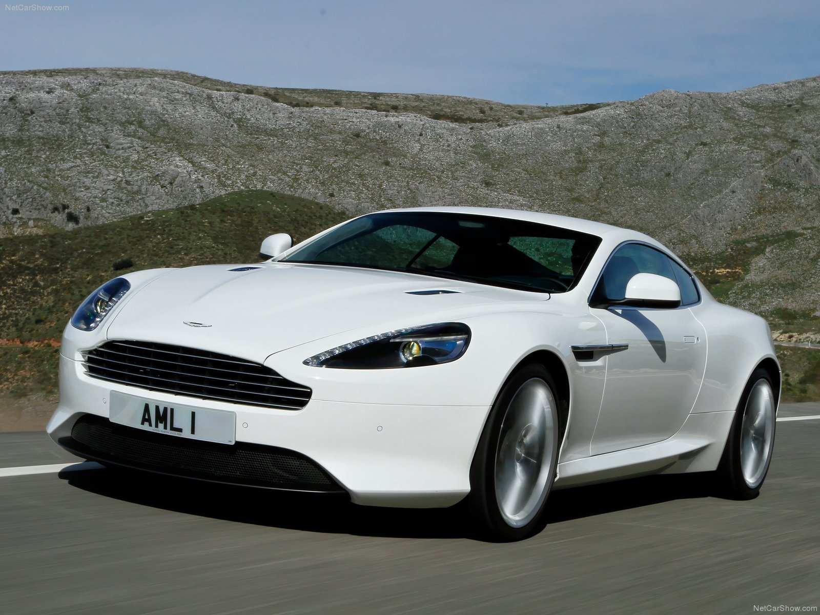 Aston martin virage photo - 1