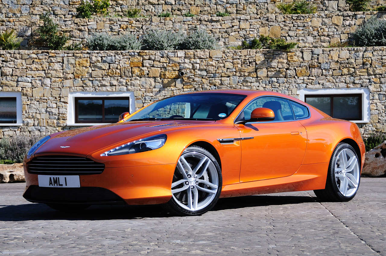 Aston martin virage photo - 4