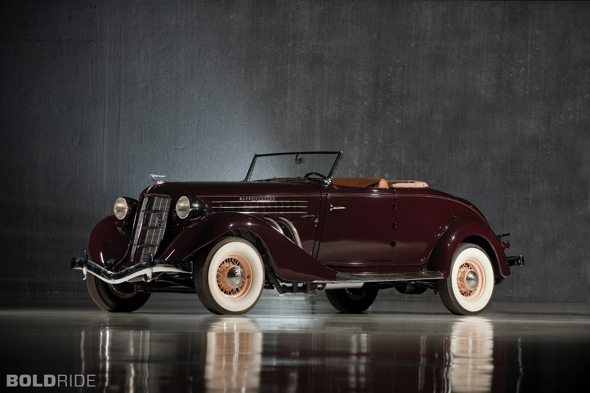 Auburn cabriolet photo - 4