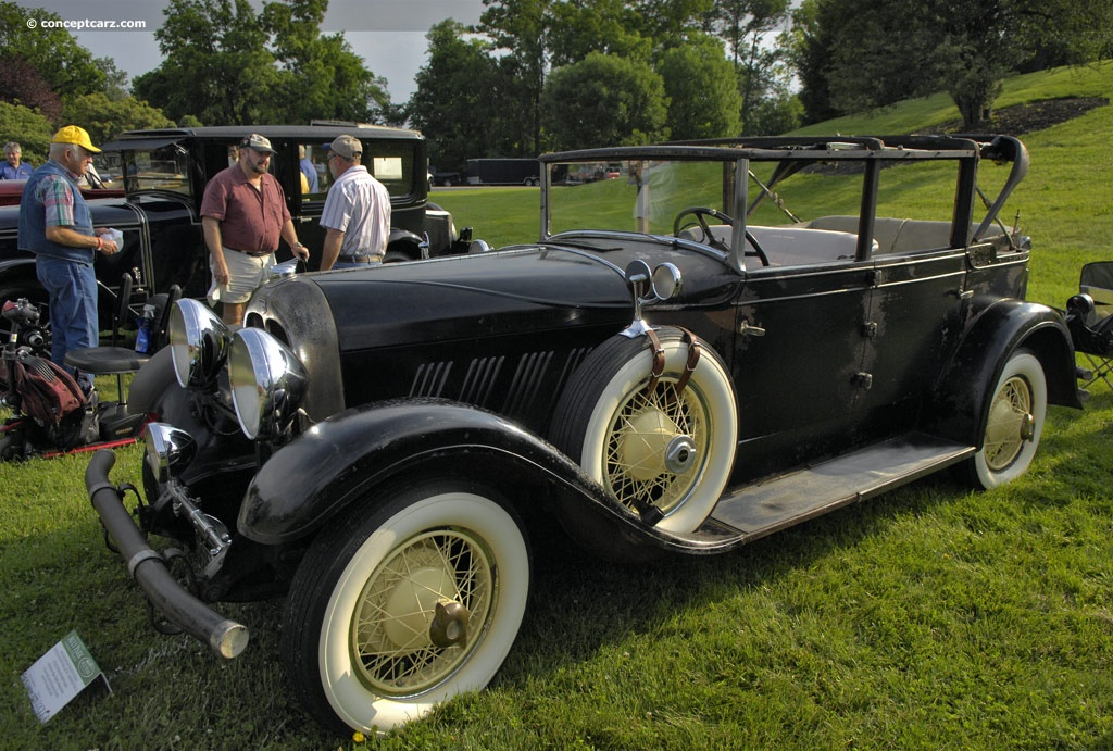Auburn phaeton photo - 2