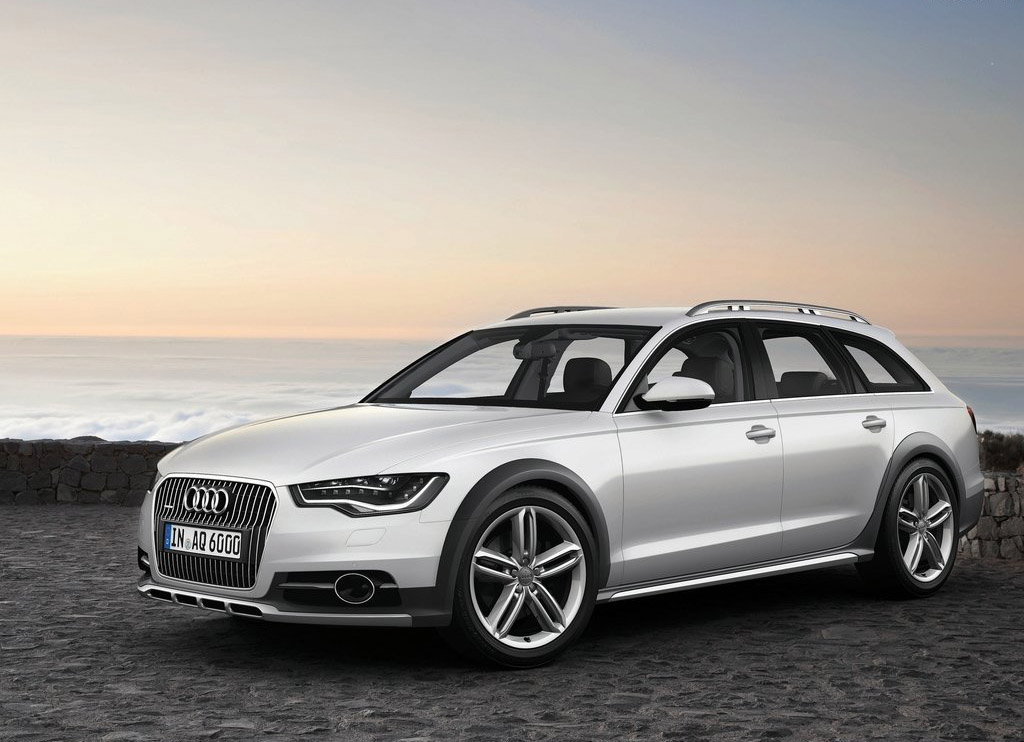 Audi allroad photo - 3