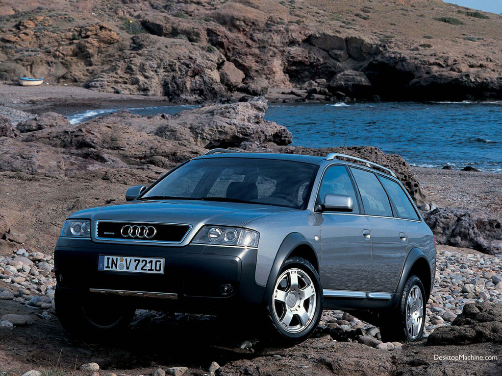 Audi allroad photo - 4