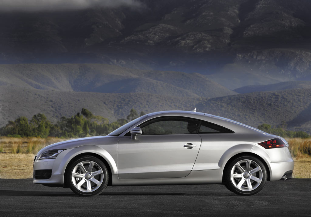 Audi coupe photo - 2