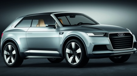 Audi steppenwolf photo - 4