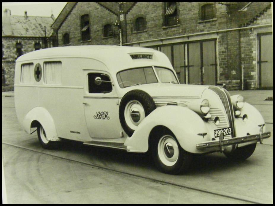 Austin ambulance photo - 4