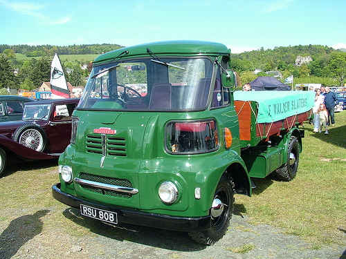 Austin lorry photo - 4