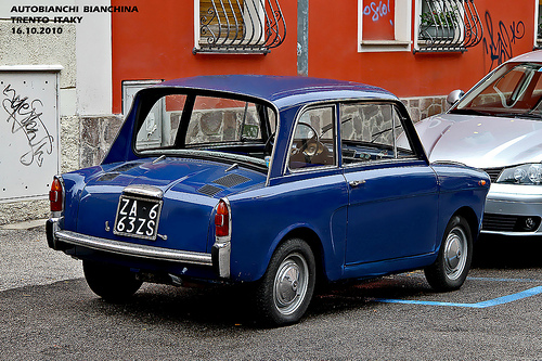 Autobianchi bianchina photo - 1