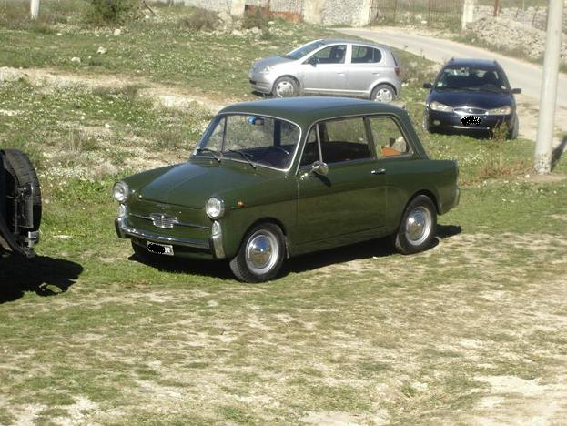 Autobianchi bianchina photo - 2
