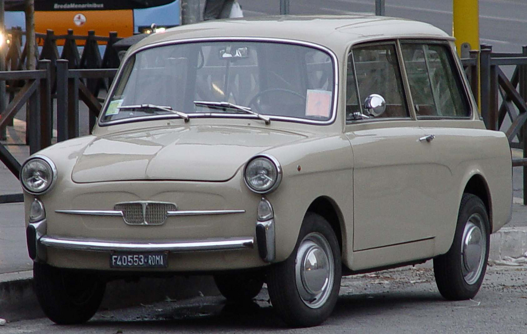 Autobianchi bianchina photo - 3